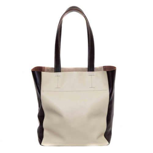 Женская кожаная сумка VATTO Wk6Kaz125.400 бежевая
