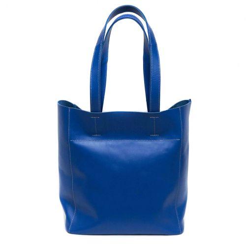 Женская кожаная сумка VATTO Wk6Kaz680 синяя