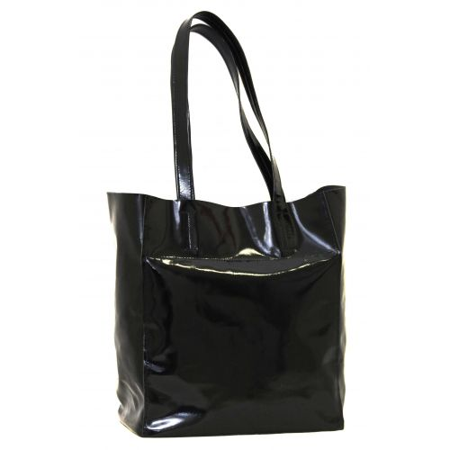 Женская кожаная сумка VATTO Wk6LMer1 черная