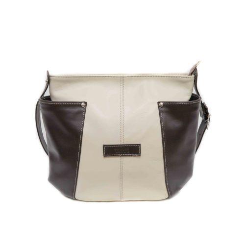 Женская кожаная сумка VATTO Wk7Kaz125.400 коричневая