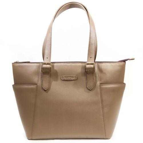 Женская сумка VATTO Wz8B9 бежевая