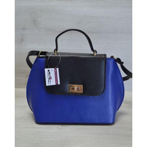 Женская сумка-клатч электрик 61403