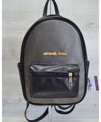 Молодежный рюкзак Корс металик 43305
