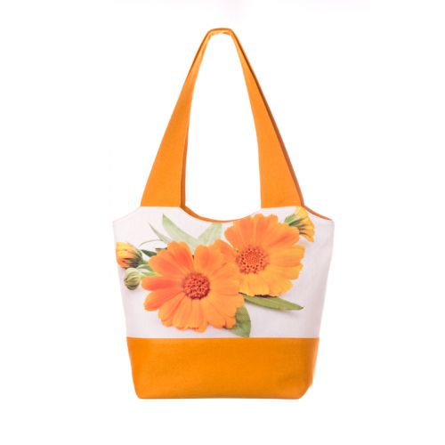 Городская сумка XYZ Флер С0307 Календула Оранжевая