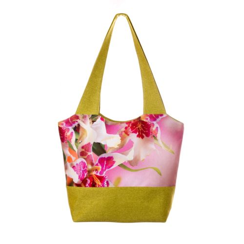 Городская сумка XYZ Флер С0308 Лилия Зеленая