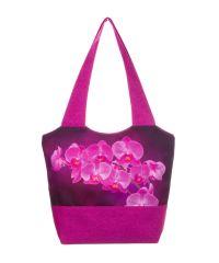 Городская сумка XYZ Флер С0310 Орхидея Фуксия