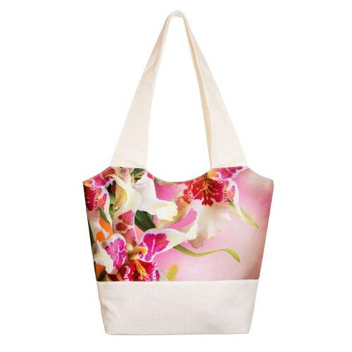 Городская сумка XYZ Флер С0318 Лилия Белая