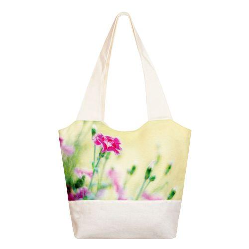 Городская сумка XYZ Флер С0319 Гвоздика Белая