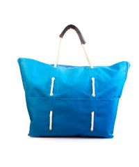 Пляжная сумка XYZ Безвиз С3001 Голубая