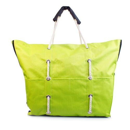 Пляжная сумка XYZ Безвиз С3002 Салатовая