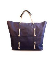 Пляжная сумка XYZ Безвиз С3004 Темно-синяя