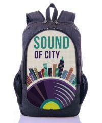Городской рюкзак XYZ New Design РГ18407 CITY серый