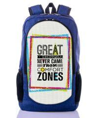 Городской рюкзак XYZ New Design РГ18111 Комфорт синий