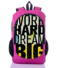 Городской рюкзак XYZ New Design РГ18505 BIG малиновый