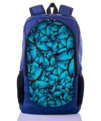 Городской рюкзак XYZ New Design РГ18112 Флай синий