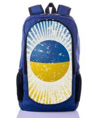 Городской рюкзак XYZ New Design РГ18104 Шар синий