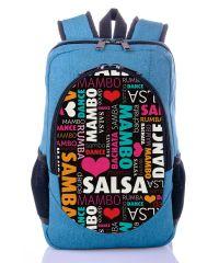 Городской рюкзак XYZ New Design РГ18206 SALSA бирюза