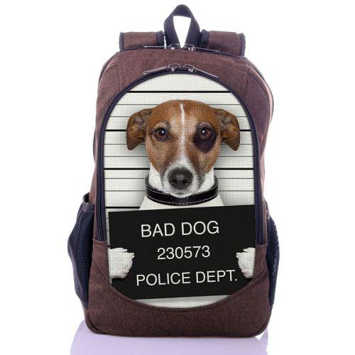 Городской рюкзак XYZ New Design РГ18610 BadDog коричневый