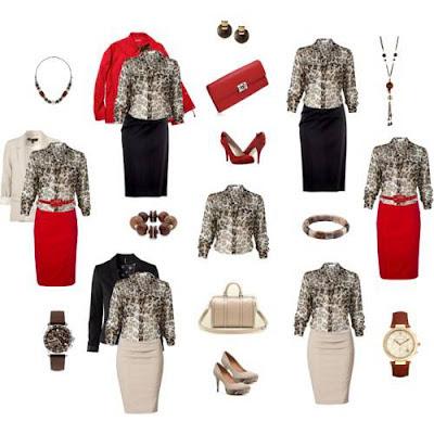 С чем сочетать леопардовую блузу