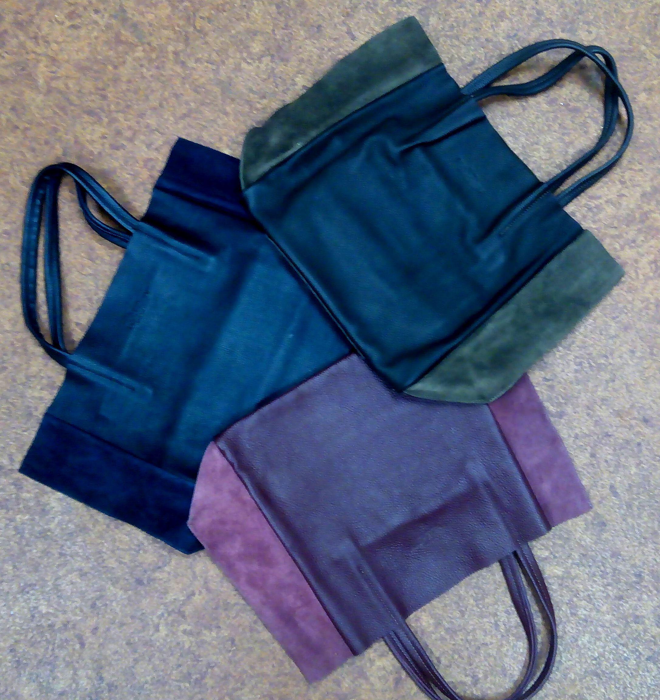женские кожаные сумки poolparty soho